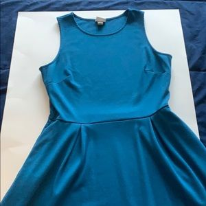 A New Day Blue dress with pockets